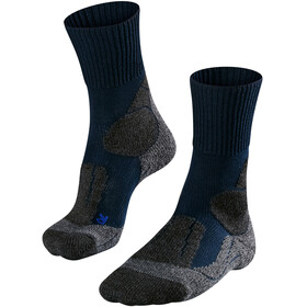 Falke TK1 Cool Socks Men grey/blue